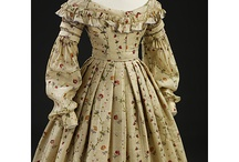 Romantic Era Dress / by Jessica Macleod