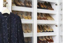 Shoe rackes
