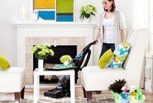 Housekeeping! / by Erin Marsicano