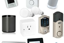 TECH - Connected Home / A curated list of home tecnology ideas and products from lifestyle blogger, Simply {Darr}ling.