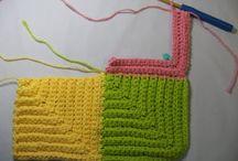 Blanket / Crochet blanket