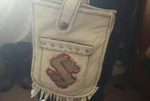Rough Stitch / Hand crafted leather