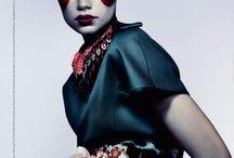 Postmodern geisha