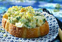 Salads / by Jan, blogging at... {jancooks.blogspot.com}