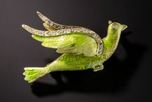 Brooches of Animals (non insect)... / by Robin Williams