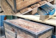 Pallet furniture / Pallet