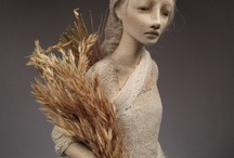 Paperclay and Papier Mache / I love paperclay and mache!! Some gorgeous works by talented artisans!!