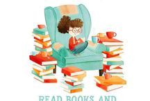 Reading is my safe place / For the love of books and reading