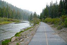 Truckee Bike Trails / Bike Trails in the Truckee, CA and Lake Tahoe Area