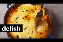 Pasta, Gnocchi + Lasagne