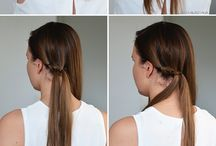 Hair styles to make