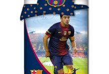 Xavi FC Barcelona bedding collection | Xavi kolekcja pościeli / Xavi FC Barcelona bedding set, towel, blanket and accesories collection | Xavi kolekcja pościeli, ręczników, kocy i akcesoriów.