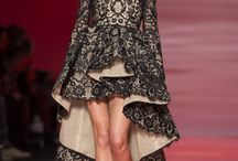 Designer Dresses / The latest and the greatest from Paris and Europe.