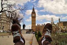 Le tour du monde de mes pieds / Voyage, tour du monde, insolite, découverte, paysages...