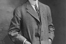Mens clothes: 1920s - 1930s