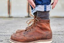 Red Wings boots