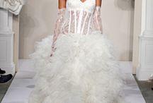 Pnina Tornai / wedding dress