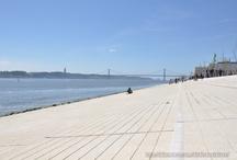 Lisbon - Ribeira das Naus / A walk around the river