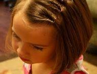 Børne hår
