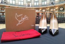 Lovely preloved shoes / Hardly worn, beautiful and a fraction of the price