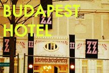 Movies to see and books to read / The grand budapest