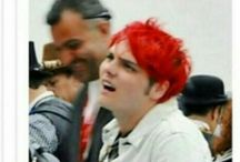 Gerard way and the skwad (Mcr)