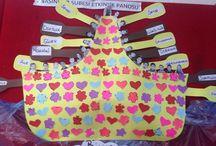 Okul Öncesi Değerler Eğitimi / Okulöncesi  Değerlerimiz Sevgi  Saygı Hoşgörü Arkadaşlık