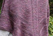 Шали / интересные шали и шарфы
