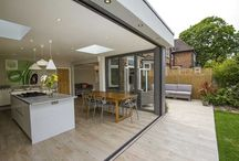 Kitchen Extension – Strawberry Hill (1)