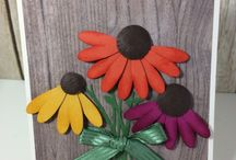 Daisy punch stampin up