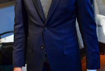Perfect Blue Suit