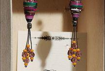 Paper jewels / Gioielli di carta