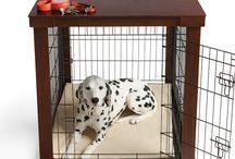 Dog kennel, box