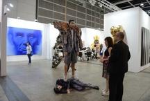 Impressions from Art Basel Hong Kong / Impressions from Art Basel Hong Kong on artsation.com https://artsation.com/en/journal/editorial/art-basel-hongkong