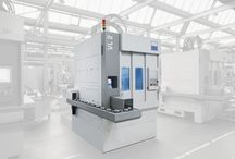 Think Vertical: VL 2 Pick-up Turning Machine / The subject of downsizing is universal in industrial production – whether it involves car engines, energy management or general mechanical engineering. Components are becoming smaller and smaller yet ever more precise. The VL 2 turning machines provide an efficient solution to this special production challenge.