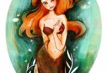 Ariel / by v. ariel britt