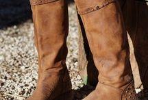støvletter/sko