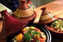 Tajine en Couscous