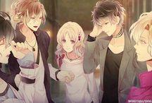 Diabolik lovers Mukami × Yui
