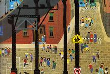 Cityscapes Illustration