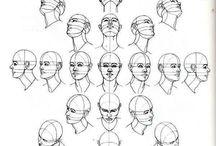 Tutorial. Head, face