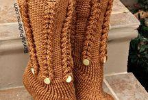 bota tricot