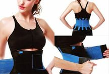Workout Waist Cinchers / Maximize your workouts and look great at the same time.  Insta Curve has a NEW! waist trimmer belt that offers everything you love about waist trainers, but in a new fashionable belt.  Get yours today!