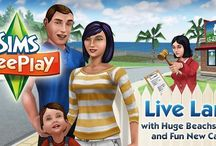 Sims freeplay / The sims freeplay for all sims lovers :-)