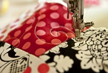 Sewing, cross-stitch & such / by Angela Cates