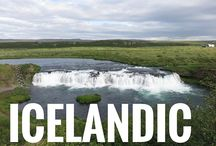 Learn Icelandic / Resources for learning Icelandic online for free