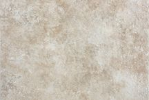 """Sorrento / Turkish Ceramic Wall -Floor combo, featuring an 8""""x10"""" wall, decor, cast border, bullnose and a 13""""x13"""" floor."""