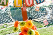 Summer party themes / by Amy Wine-Stierwalt