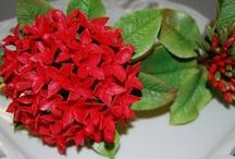 The Sweetest Sin / Handmade sugar paste flowers
