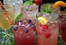 Juices and healthy drinks / by Michelle Brin